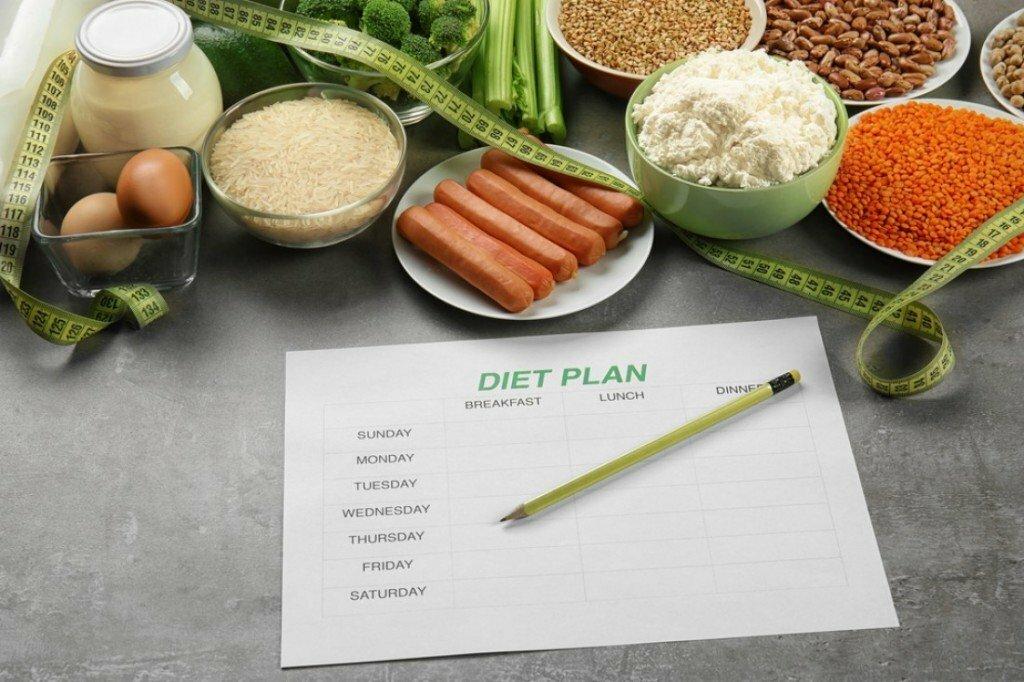 Экспресс диета на 3 и 5 дней для похудения