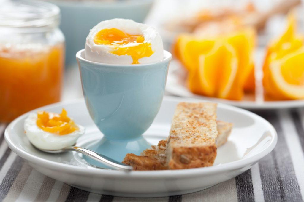 Яично-апельсиновая диета: особенности и меню